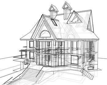 Конструктивные решения дома